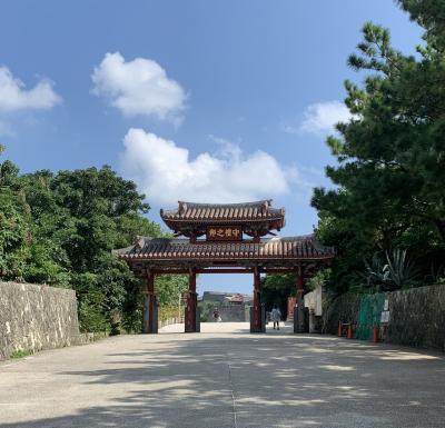 年に一度の沖縄旅行1
