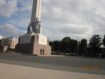 大平原と戦跡を巡るポーランド・バルト三国の旅 ③ラトビア
