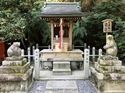 【2020年京都】年男が大豊神社に行ってきた。~Go To トラベルで行く日帰り京都~