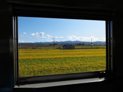 マイル特典の続きで、北海道乗り鉄旅。~後編 新十津川へ~
