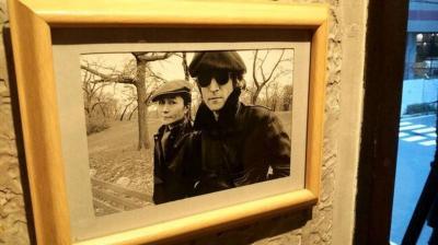 ジョン&ヨーコ展覧会2020とジョンレノン日本滞在東京足跡巡り 完結版