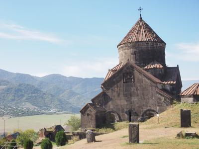 コーカサス 3か国(2) アルメニア共和国