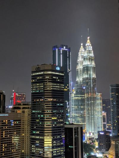 小学生、4歳、1歳子連れ 4泊5日 初マレーシア クアラルンプール①