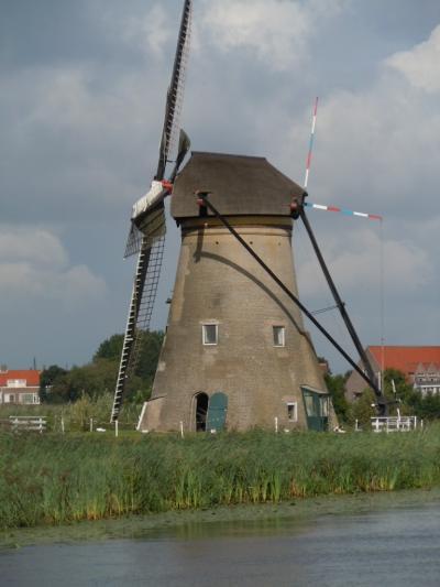 オランダ③キンデルダイクへ