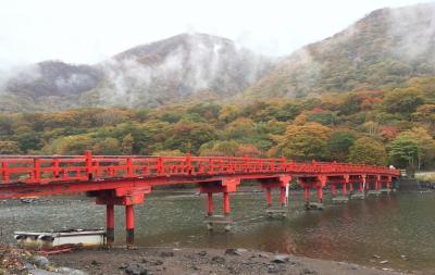 初秋の赤城神社、榛名神社