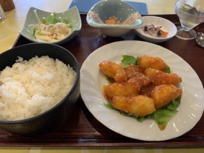 ランチタイムに秋田市山王界隈のお店で食べ歩き。(10月下旬)