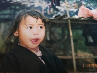 1999年子ども達のバックパッカー・デビュー北タイ旅(3)ゾウやいかだに乗ったり、少数民族の村々を訪れる1日トレッキング&バンコク