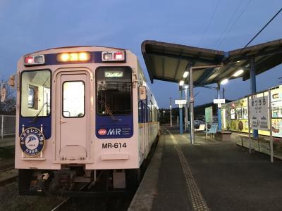松浦鉄道に乗りに行く旅 その1