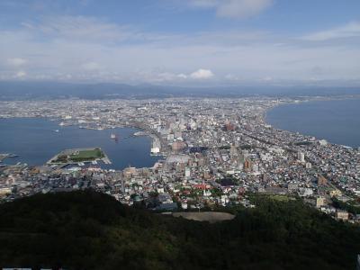 新幹線で北海道へ その3