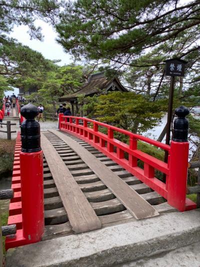 GoToで宮城へ 仙台・松島の旅 ①