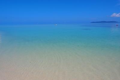 2020年夏 石垣島・竹富島で海を大満喫の5日間(前半:空とつながる竹富島の絶景、コンドイ浜へ)
