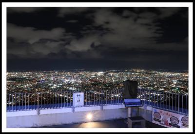 秋の北海道は夜景が素敵② 〜札幌編〜