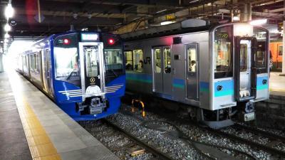 富山まで在来線の旅☆