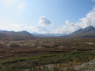 ユーコン・アラスカ子連れキャンピングカー旅行1~アラスカまで大移動