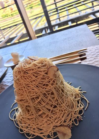 GO TO EAT & GO TO TRAVEL利用 京都・紗織モンプランにチャレンジ!