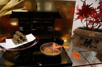 京都 宇治で抹茶スイーツを!