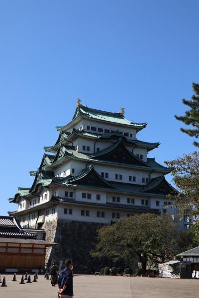 ひさびさ旅は名古屋旅