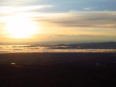 2020年10月紅葉の始まり那須高原