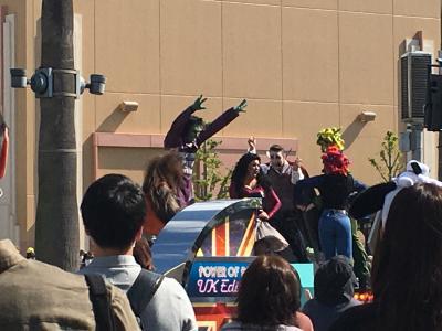ユニバのハロウィン ラタタ・ダンスでヒャッハー!