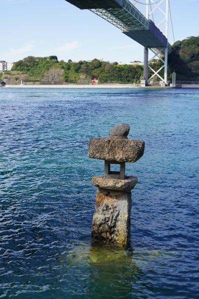 20201019-2 門司港 和布刈神社とか関門橋とかまで…散歩する事に