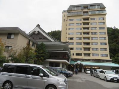 日光・川治温泉「一柳閣本館」に宿泊して温泉と食事を楽しむ