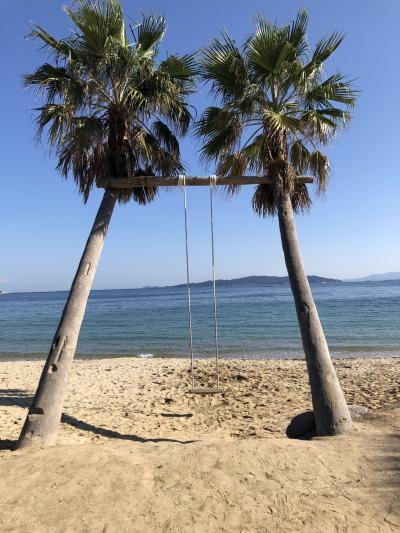 遅い夏休み 福岡2日目玄界灘へ