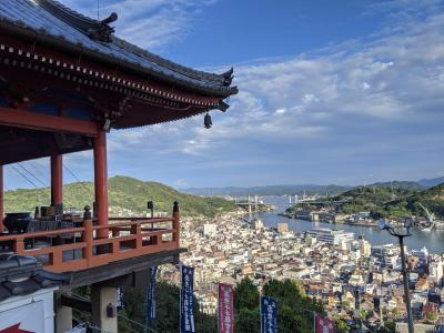 【岡山、広島】瀬戸内海沿岸周遊~①倉敷、尾道
