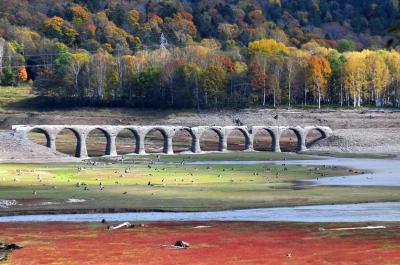 晩秋の知床・道東の湖と滝めぐり Gotoトラベルキャンペーンで北海道へ