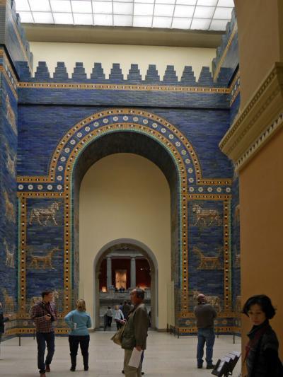 ドイツの魅力13日間旅行記⑳ベルリンの観光2、博物館島で3つの博物館を廻る