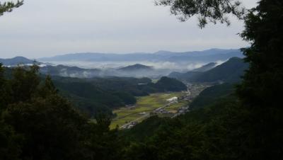 丹波篠山 歴史ハイキングと里山めぐり(ハイキング編)