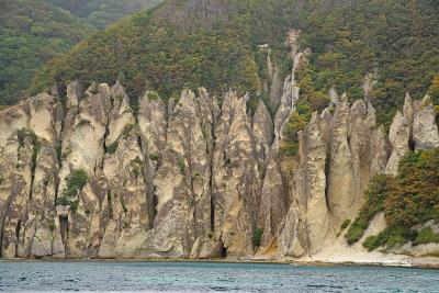 夏の終わりの青森旅行(5)ー下北半島の大間崎・仏ヶ浦ー