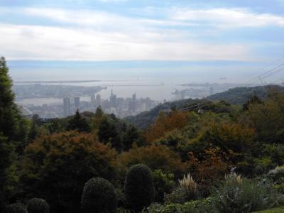 海へ山へ。秋の兵庫県・大阪府周遊の旅-第2部--神戸市内を巡る-