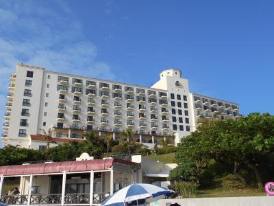 今年2度目の沖縄、憧れのアリビラへ