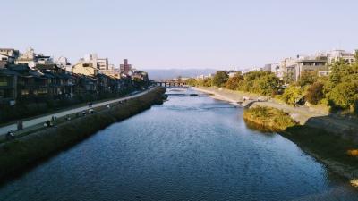 京都気まぐれ旅~ついでに大河ゆかりの地もぶらっと~【前編】