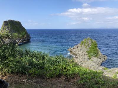 2020年10月 GotoTravel 沖縄本島3日目 識名園で琉球の古を感じ、海岸をドライブ、グスクを巡りヒルトン瀬底にたどり着く