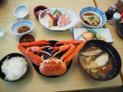 日本海の海の幸が食べたくて、日帰りで新潟へドライブ旅