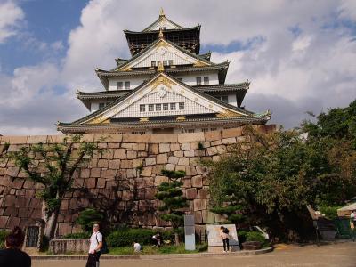大阪城とつかみ寿司えんどう GO TO地域共通クーポンに振り回された大阪1泊二日