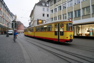 年末年始ドイツへ列車でぐるりと 6日目 ヴィルツビルグ