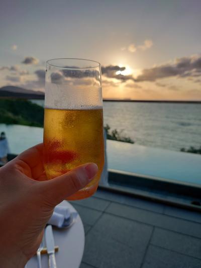 JAL A350で行く沖縄♪ 赤墓ビーチ、ジアッタテラス、ハレクラニとか
