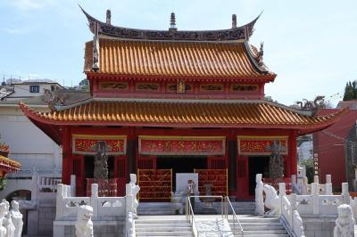日本では唯一の聖廟 長崎孔子廟