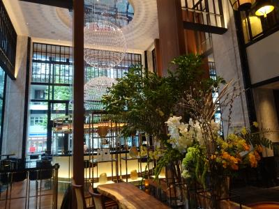 三世代ホテルステイ♪NewOpenのハイアットリージェンシー横浜クラブフロア。GoToの洗礼を受ける