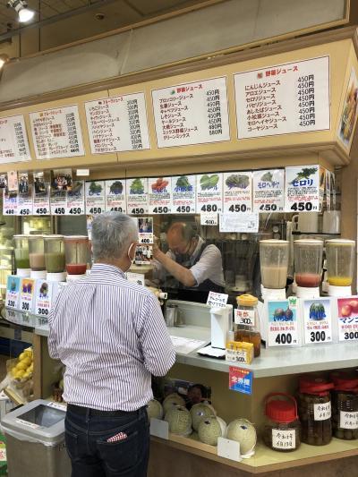 新橋発のジューススタンド「Fruit Ozawa」~たけしや綾瀬はるかも利用したことがある新橋のおやじに50年超愛されてきた老舗ジュース店~
