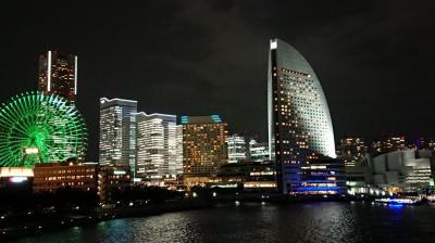 子供達の様子を見に、横浜→東京→千葉へ  横浜編