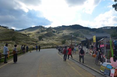 ロケ地で有名になった秋の砥峰高原