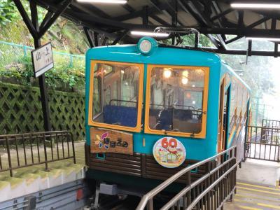 2020年10月兵庫県私鉄落葉拾いの旅8(妙見の森ケーブル)