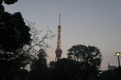 久しぶりの東京出張 休暇編 2日目後半【竹芝】