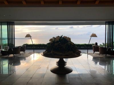 2020年沖縄旅行記2~3日目*stayハレクラニ沖縄Executive Ocean Suite