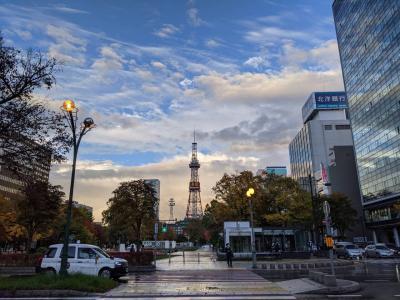 ただ飲むだけの旅。札幌。ふたたび。