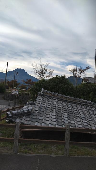 GoToの扉を開けて長崎へ行く【熊本から島原半島へ】①噴火と原城