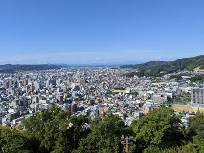 【愛媛】瀬戸内海沿岸周遊~②今治、松山